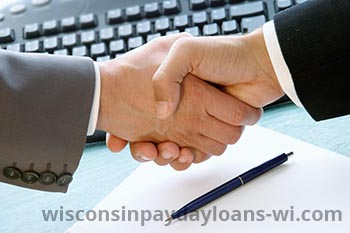 cash advance instant decision in Wisconsin