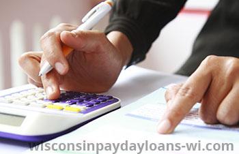 short term loans in Wisconsin